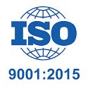 ISO 9001-2015 logo