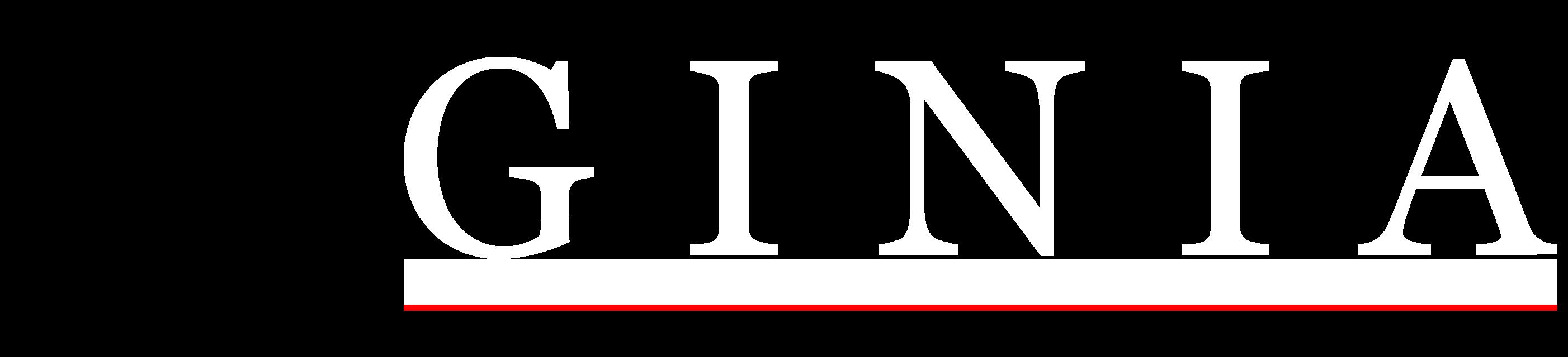 Ginia Logo G I N I A